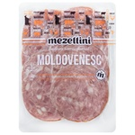 Salam Moldovenesc Mezellini felii 90g