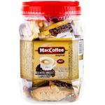 Cafea solubilă MacCoffee 3in1 50 pliculețe x 16g