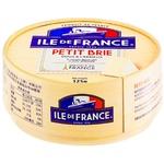 Сыр Brie Petit Ile de France 125г