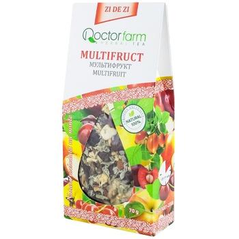 Ceai Doctor Farm din plante cu fructe infuzie 70g - cumpărați, prețuri pentru Metro - foto 2