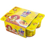 Йогурт Loko-Moko с персиками 1,5% 115г