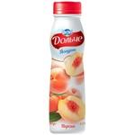 Йогурт питьевой President с персиками 2,5% 290г
