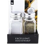 Дозатор для соли и перца Excellent Houseware 2шт