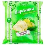 Вареники с картошкой/укропом Белая Берёза 777г
