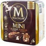 Мороженое Magnum Mini classic+aimond 6x55мл