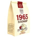 Мороженое пломбир 1965 ваниль 700г