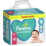 Scutece Pampers Active Baby 10-15kg Nr.4+ 70buc