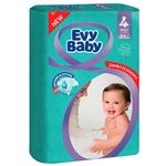 Scutece Evy Baby 7-18kg Nr.4 64buc
