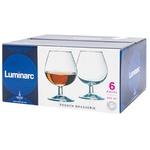 Pahar coniac Luminarc French 250ml 6buc
