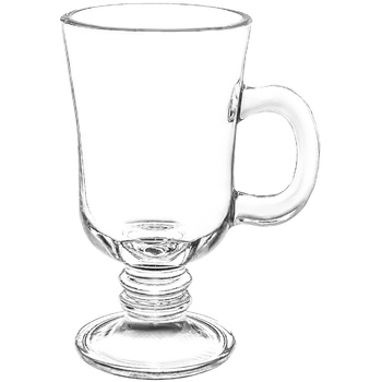 Стакан для ирландского кофе 240мл - купить, цены на Метро - фото 1