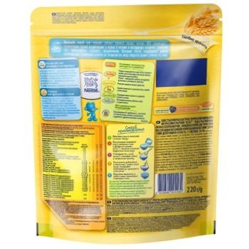 Каша Nestle овсянка груша 220г - купить, цены на Метро - фото 2