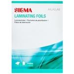 Folii pentru laminare Sigma A4/A5/A6 75buc