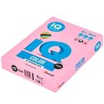 IQ Hartie color pastel Opi-74 Roz A4 80g 500f