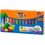 Set plastilină Bic 12 culori