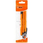 Ручка Orange Bic Fine чёрная 3шт
