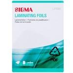 Пленка для ламинирования Sigma LF-680 100шт