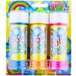 Set 3 buc baloane de sapun