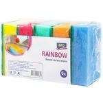 Burete pentru vase ARO Rainbow 5buc