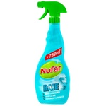 Solutie de curatat pentru baie Nufar spray 750ml