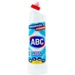 Gel WC ABC White 746ml