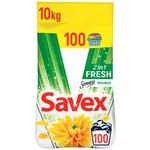 Стиральный порошок Savex Powerzyme 10kg