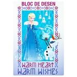 Блок для рисования Frozen А4