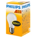 Philips A55 Frost E27 100W 230V