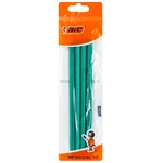 Набор карандашей простых Bic Eco Evolution с резинкой 4шт