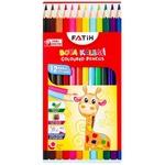 Creioane colorate Fatih 12 culori