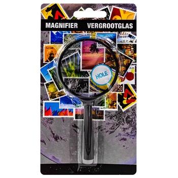 Увеличительное стекло с ручкой - купить, цены на Метро - фото 1