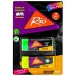 Ластик Rio Neon 2 штуки