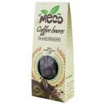 Boabe de cafea în ciocolată Meco 100g