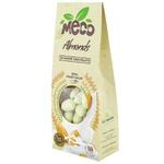 Migdale în ciocolată albă Meco 100g