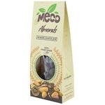 Migdale în ciocolată Meco 100g