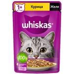 Hrană pentru pisici Whiskas Pui 75g