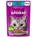 Hrana pentru pisici Whiskas curcan/iepure 75g
