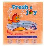 Laveta Absorbanta Fresh&Joy 3buc