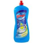 Средство для мытья посуды Bingo 1л