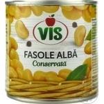 Fasole alba Vis 410g