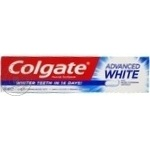 Зубная паста Colgate Advaced White 100мл