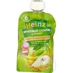 Pireu Heinz fructe/cereale 90g - cumpărați, prețuri pentru Metro - foto 1