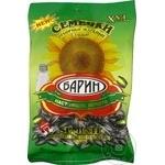 Seminte de floarea-soarelui Barin prajite cu sarate 160g