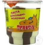 Паста Belisa шоколад/молоко 400г
