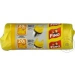 Saci menaj Fino cu maner 30x20l