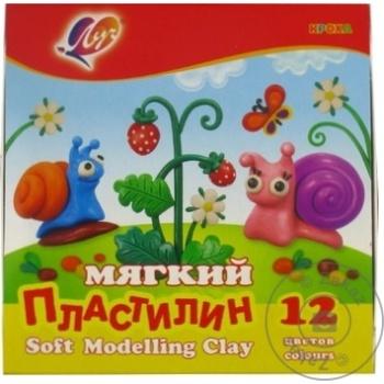 Pasta Luci modelat moale 12cul - cumpărați, prețuri pentru Metro - foto 2