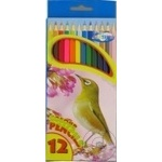 Creioane сolorate Zoo 80169 12 сulori