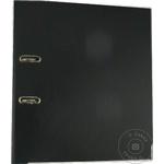 Biblioraft Sigma negru PP 75mm
