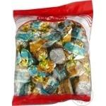 Шоколадные конфеты Bucuria Gloria с кунжутом и орехами 250г