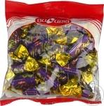 Шоколадные конфеты Bucuria Baton с халвой 250г