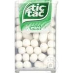 Драже Tic Tac свежая мята 18г